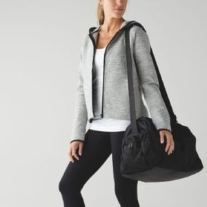 Lululemon city bound hoodie jacket. Like new 4